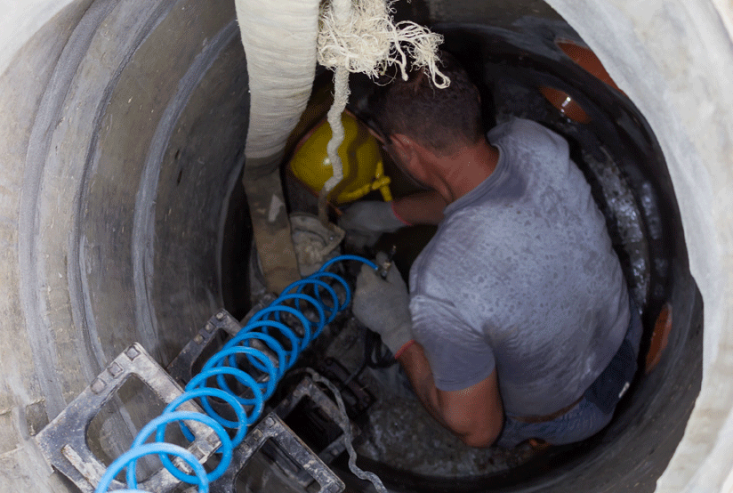 Sewer Repairs Worcestershire